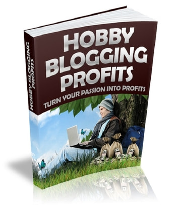 Hobby Blogging Profits ebook by Anonymous