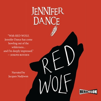 Red Wolf audiobook by Jennifer Dance