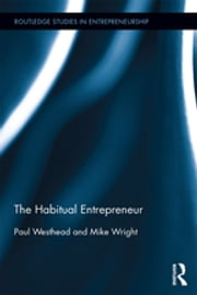 The Habitual Entrepreneur ebook by Paul Westhead,Mike Wright