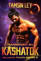 Ransomed by Kashatok - Galactic Pirate Brides, #2 ebook by Tamsin Ley