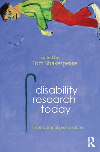Disability Research Today - International Perspectives ebook by