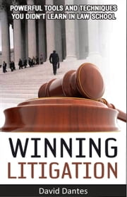 Winning Litigation ebook by David Dantes