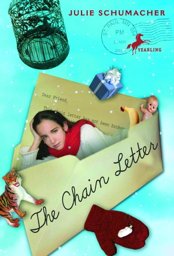 The Chain Letter eBook by Julie Schumacher