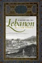 Lebanon ebook by William Harris