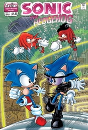 "Sonic the Hedgehog #44 ebook by Ken Penders,Manny Galan,Andrew Pepoy,Patrick ""SPAZ"" Spaziante,Harvey Mercadoocasio"