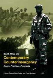South Africa and Contemporary Counterinsurgency - Roots, Practices, Prospects ebook by Deane-Peter Baker