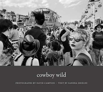 Cowboy Wild ebook by David Campion