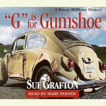G Is for Gumshoe audiobook by Sue Grafton