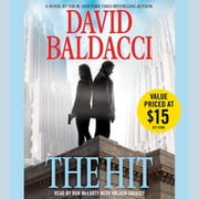 The Hit audiobook by David Baldacci