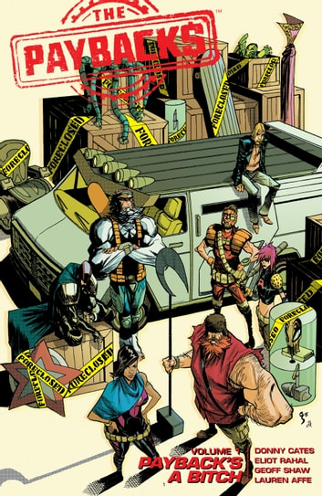 The Paybacks Volume 1 ebook by Donny Cates