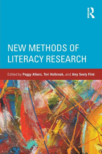 New Methods of Literacy Research ebook by