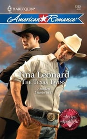 The Texas Twins ebook by Tina Leonard