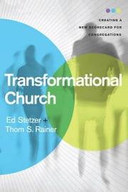 Transformational Church ebook by Thom S. Rainer,Ed Stetzer