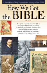 How We Got the Bible ebook by Rose Publishing