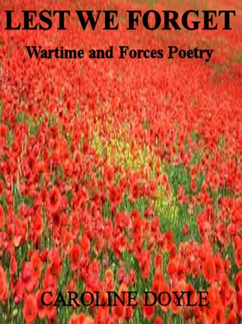 Lest We Forget ebook by Caroline Doyle