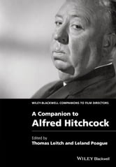 A Companion to Alfred Hitchcock ebook by