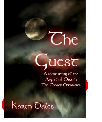 The Guest ebook by Karen Dales