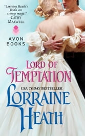 Lord of Temptation ebook by Lorraine Heath