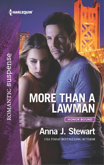 More Than a Lawman ebook by Anna J. Stewart