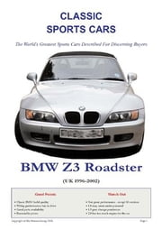 BMW Z3. M Coupe & M Roadster Buyers' Guide ebook by Linkworth, Arthur
