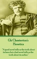 Heretics ebook by GK Chesterton