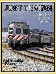 Just Train Photos! Big Book of Train Photographs & Pictures Vol. 1 ebook by Big Book of Photos