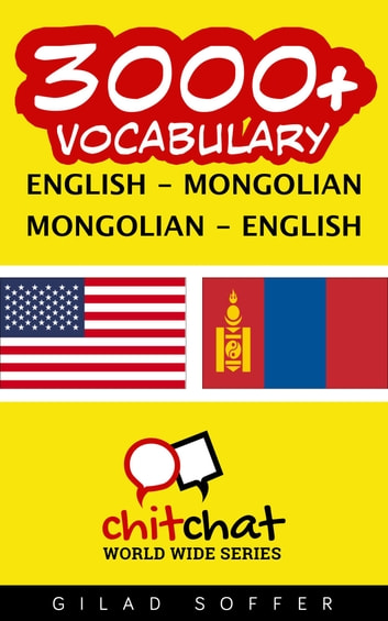 3000+ Vocabulary English - Mongolian ebook by Gilad Soffer
