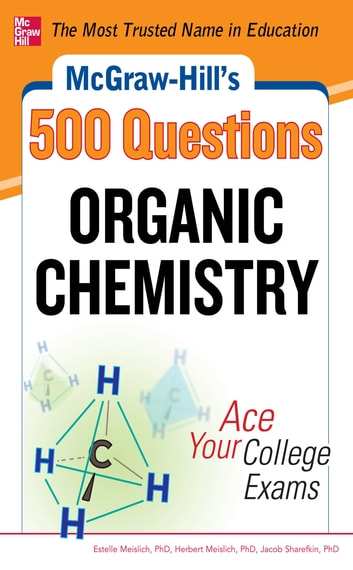 Mcgraw hills 500 organic chemistry questions ace your college mcgraw hills 500 organic chemistry questions ace your college exams 3 reading tests fandeluxe Choice Image