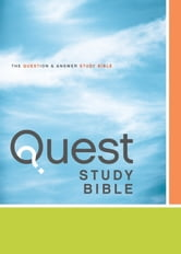 NIV Quest Study Bible - The Question and Answer Bible ebook by Christianity Today Intl.