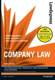 Law Express: Company Law ebook by Chris Taylor