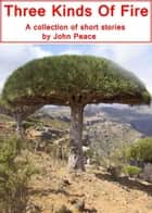 Three Kinds of Fire ebook by John Peace