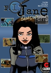P.I. Jane: The Salad Years ebook by Lauren Burke,Greg Sorkin,Antonio Maldonado