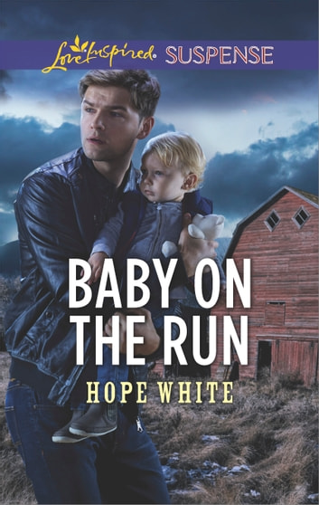 Baby on the Run ebook by Hope White