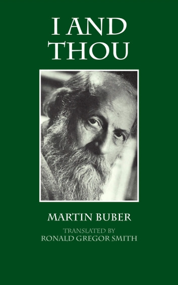 I and Thou ebook by Martin Buber