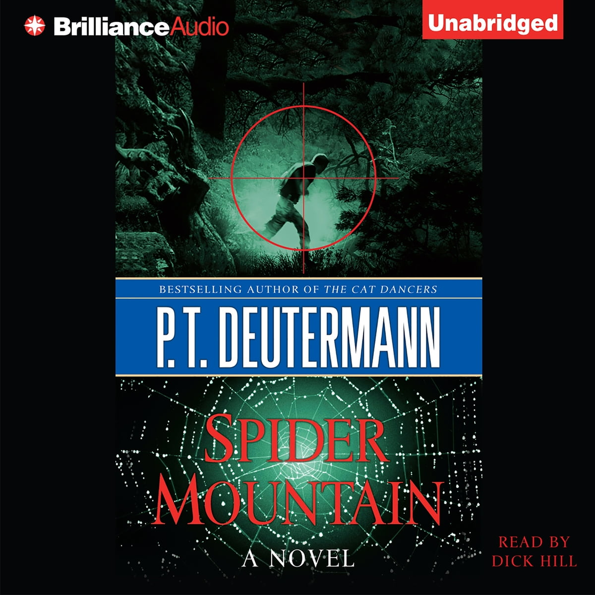 Spider Mountain Audiobook by P. T. Deutermann - 9781597108645 | Rakuten Kobo