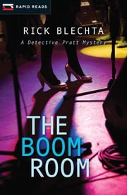 The Boom Room ebook by Rick Blechta