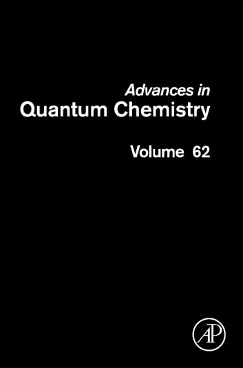 Advances in Quantum Chemistry ebook by John R. Sabin,Erkki J. Brandas