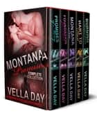 Montana Promises Complete Box Set ebook by Vella Day