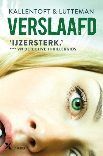 Verslaafd ebook by Mons Kallentoft,Markus Lutteman
