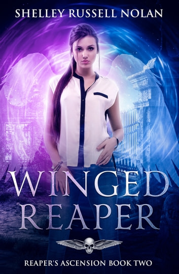 Winged Reaper ebook by Shelley Russell Nolan
