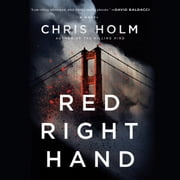 RED RIGHT HAND audiobook by Chris Holm