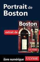 Portrait de Boston ebook by Collectif