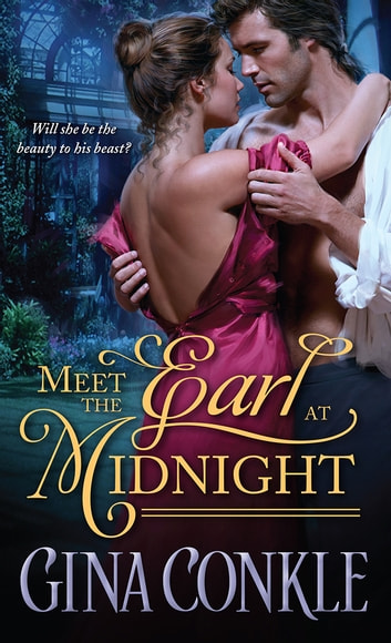 Meet the Earl at Midnight ebook by Gina Conkle