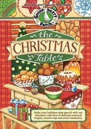 Christmas Table Cookbook ebook by Gooseberry Patch