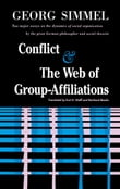 Conflict And The Web Of Group Affiliations
