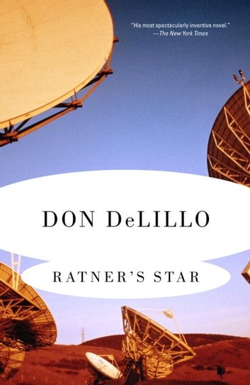 Ratner's Star eBook by Don DeLillo