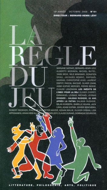 La règle du jeu nº41 ebook by Collectif