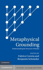 Metaphysical Grounding - Understanding the Structure of Reality ebook by Professor Fabrice Correia,Professor Benjamin Schnieder