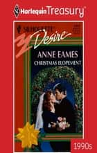 Christmas Elopement ebook by Anne Eames