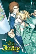 A Certain Magical Index, Vol. 18 (light novel) ebook by Kazuma Kamachi, Kiyotaka Haimura
